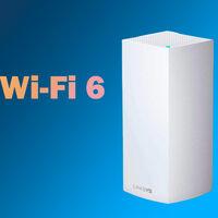 Cubre hasta 260 m2 con Wi-Fi 6 usando el router mesh Linksys Velop MX5300, a su precio mínimo histórico en Amazon de 260 euros