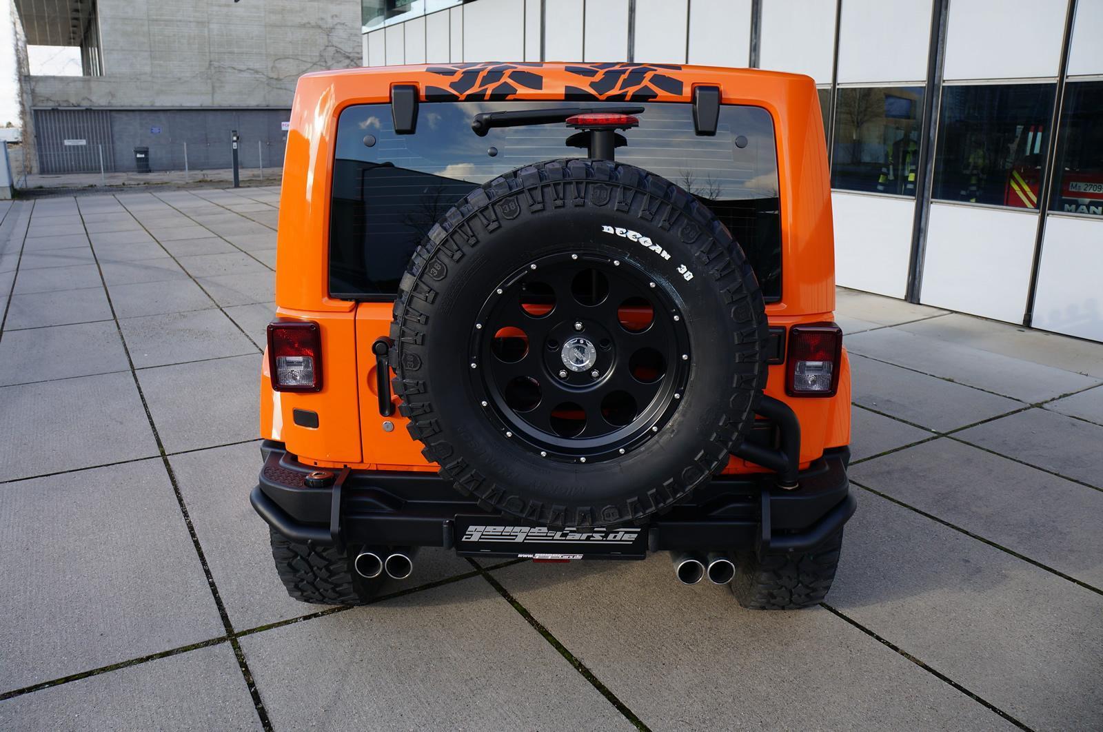 Geiger Cars Jeep Wrangler