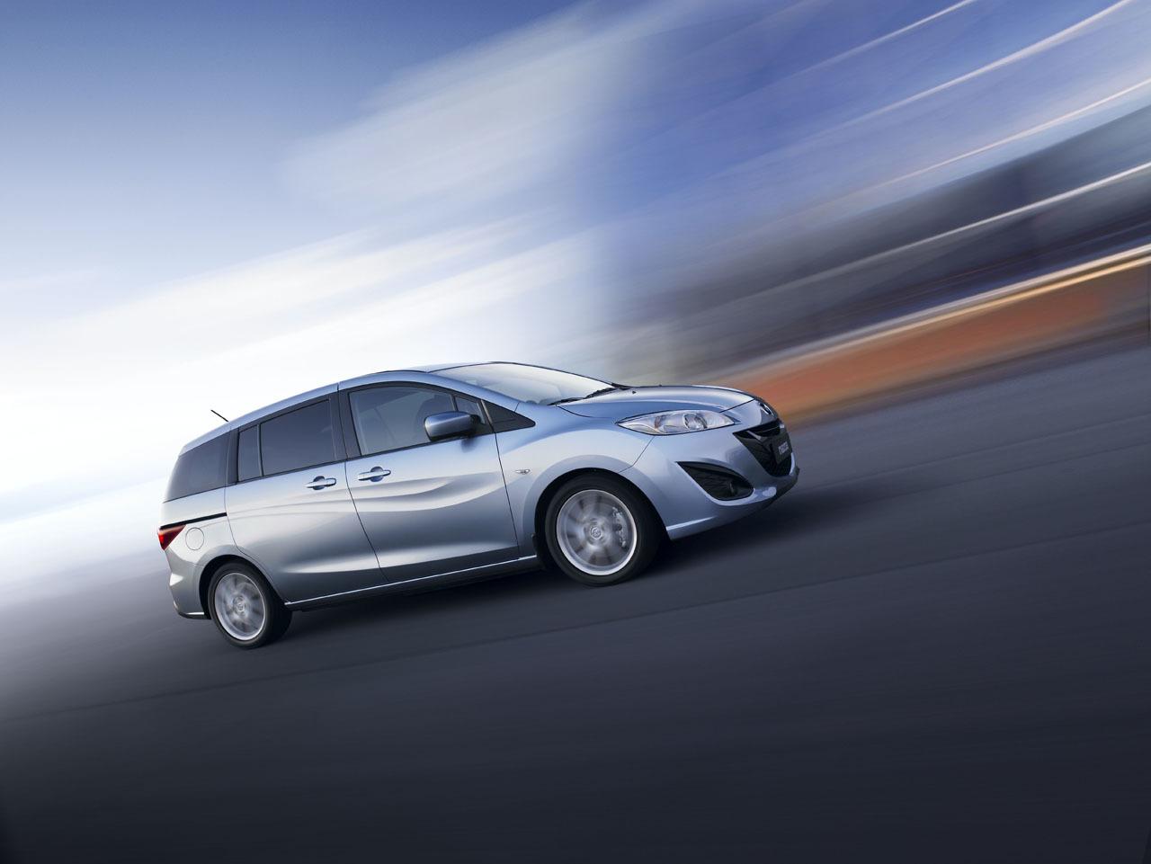 Foto de Mazda5 2010 (9/121)
