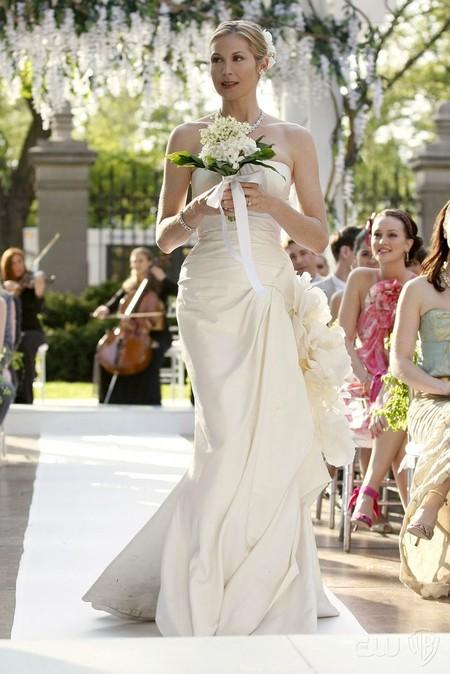 las 47 novias mejor vestidas vistas en la historia de las series de tv