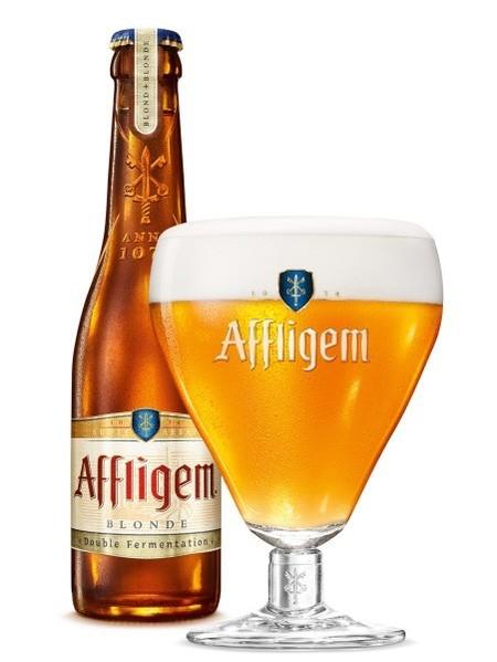 Cerveza Affligem Blond