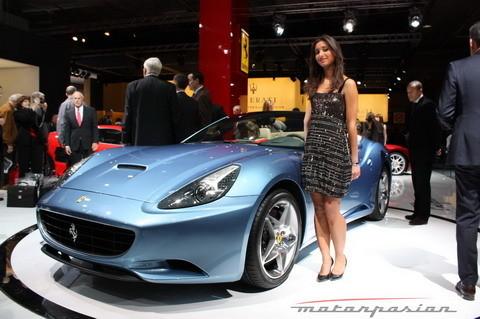 FerrariCalifornia,elFerrariparatodoslospúblicos