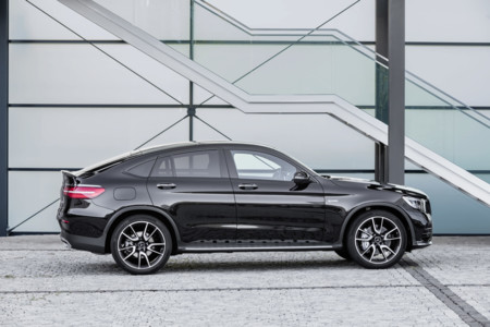 Mercedes Amg Glc 43 4matic Coupe 170