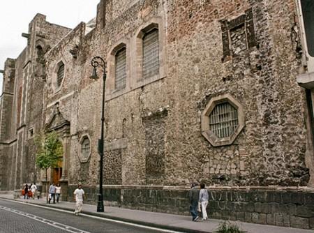 San Agustin Interna