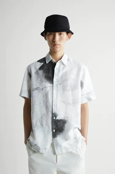 Las Mejores Camisas De Zara Y Las Mascarillas Que Combinan Para Lograr Un Look Super Cool