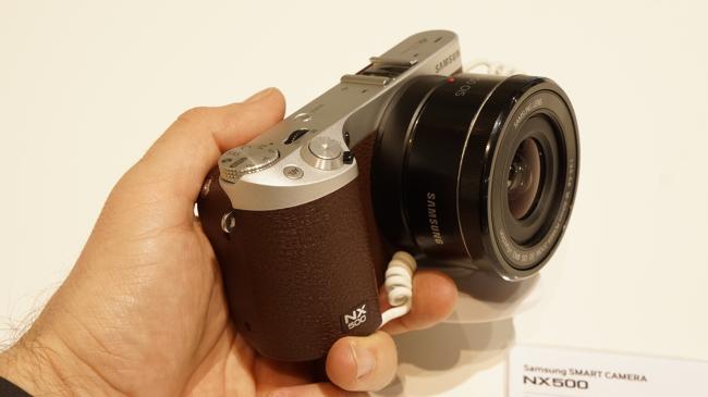Foto de Samsung NX500 primeras impresiones (4/6)
