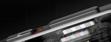 Así trabajan los gatillos retráctiles del nuevo  Redmi K40 Game Edition