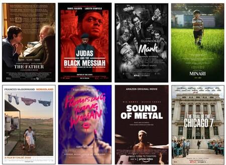 Óscar 2021: así ha quedado la guerra de premios entre las películas estrenadas en streaming vs. estrenos en salas de cine