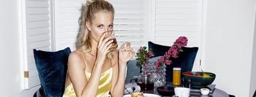 La actriz y modelo inglesa Poppy Delevingne protagoniza la nueva campaña de H&M Home