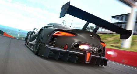 Toyota FT-1 Vision GT, para Gran Turismo 6