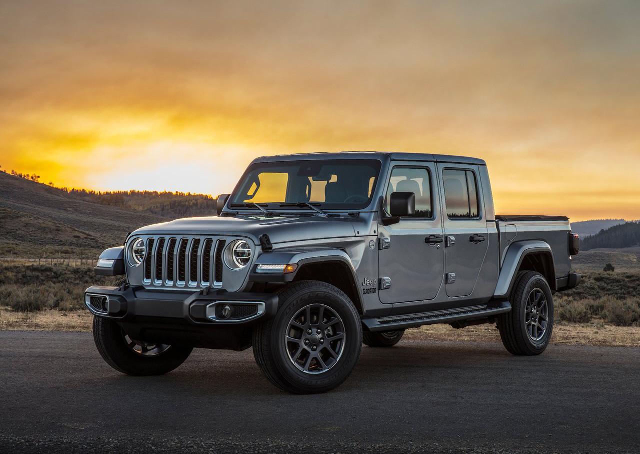 Foto de Jeep Gladiator 2020 (35/51)