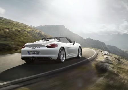 ¿Te imaginas un Porsche Boxster Spyder con el bóxer atmosférico del GT3? Pues parece estar en el horno