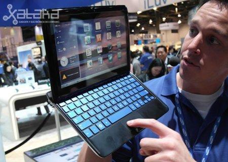 Samsung PC 7 Series - Prueba en CES 2011