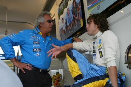 Fernando Alonso, muy cerca de firmar con Renault