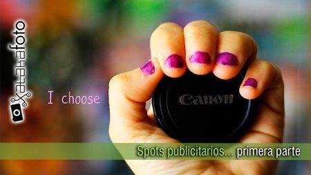 Spots publicitarios de marcas fotográficas... primera parte