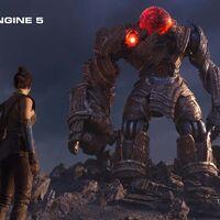 Unreal Engine 5 vuelve a demostrar su potencial en PS5 y Xbox Series X/S y lanza su Early Access antes de su salida en 2022