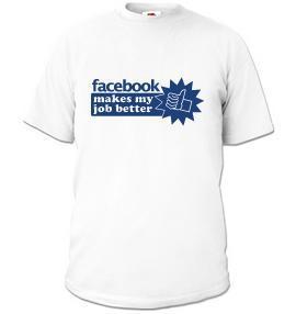 Camiseta Facebook de Shirtcity