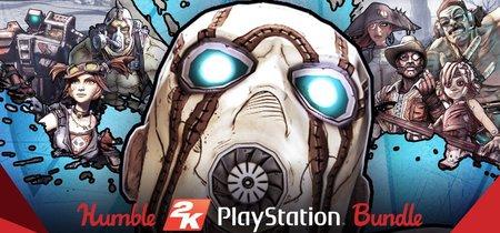 ¿Dispones de una cuenta americana de PSN? Deberías echarle un ojo al Humble 2K Playstation  Bundle
