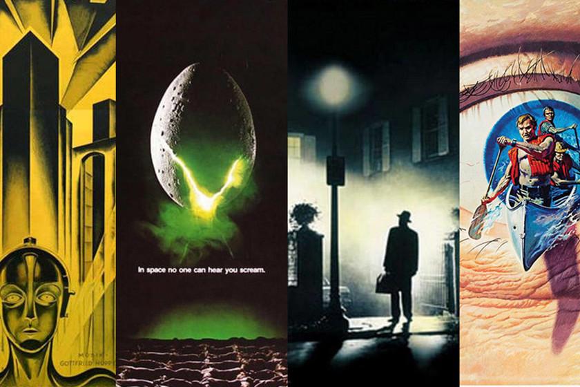 Los 39 mejores carteles de la historia del cine