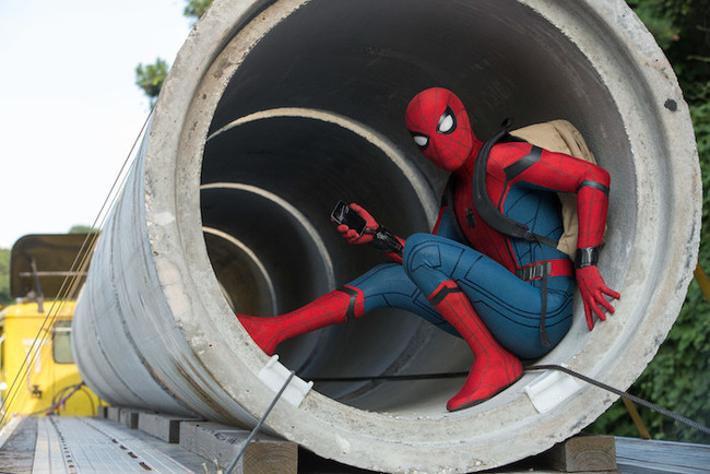 Spider Manhomecomingcabecera