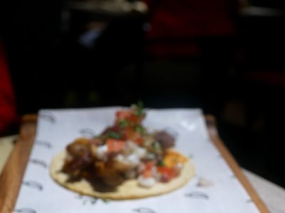 Este taco de sepia y oreja es de los mejores que puedes probar (y lo están haciendo unos chefs de Madrid)