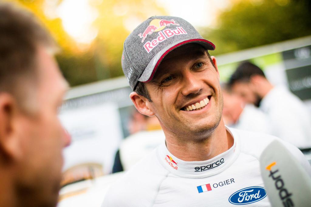 Sébastien Ogier se apunta al DTM con Mercedes, pero solo por un fin de semana