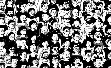 Open Peeps, un repositorio con decenas de ilustraciones gratuitas y modificables de personas dibujadas a mano