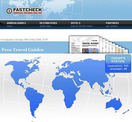 Guías de viaje gratis online
