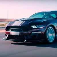 Shelby Super Snake 2018 o cómo llevar al Ford Mustang GT hasta los 800 CV de potencia