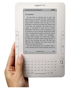 Amazon vende esta Navidad más libros electrónicos que tradicionales