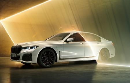 BMW Serie 7: el híbrido enchufable que estábamos esperando