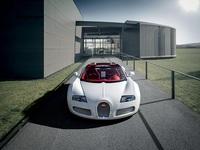 Bugatti Veyron celebra el año del dragón