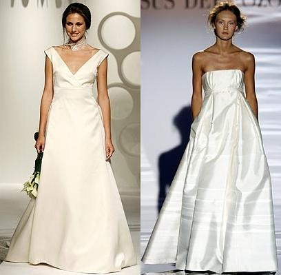 Novias 2007: tendencias