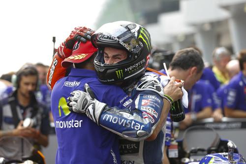 Estas son las opciones de los campeones. Valentino Rossi contra Jorge Lorenzo y Danny Kent contra Miguel Oliveira