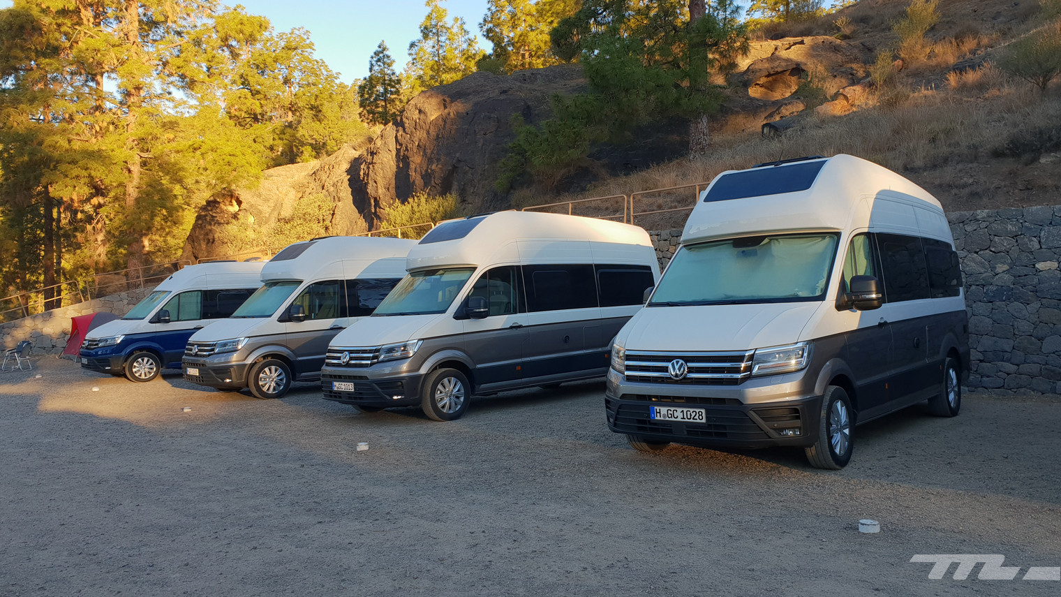 Foto de Volkswagen Grand California 2019, toma de contacto (10/118)