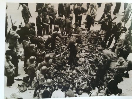 Armas Requisadas A Fascistas Madrid Junio1936 Foto Albero Y Segovia