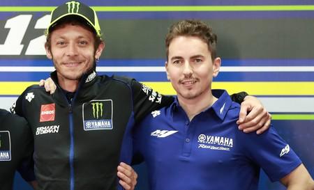 Rossi Lorenzo Petronas Motogp 2020