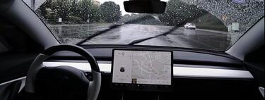 El futuro de los limpiaparabrisas son los rayos láser: así imagina Tesla la forma en que se limpiarán los vidrios de sus autos