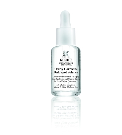 Kiehl's presenta Clearly Corrective Dark Spot Solution