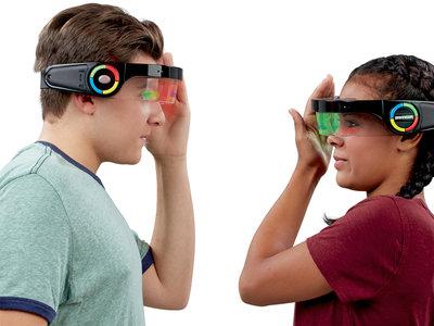 Al nuevo Simon no se juega pulsando botones, unas gafas reconocerán los movimientos de tu mano