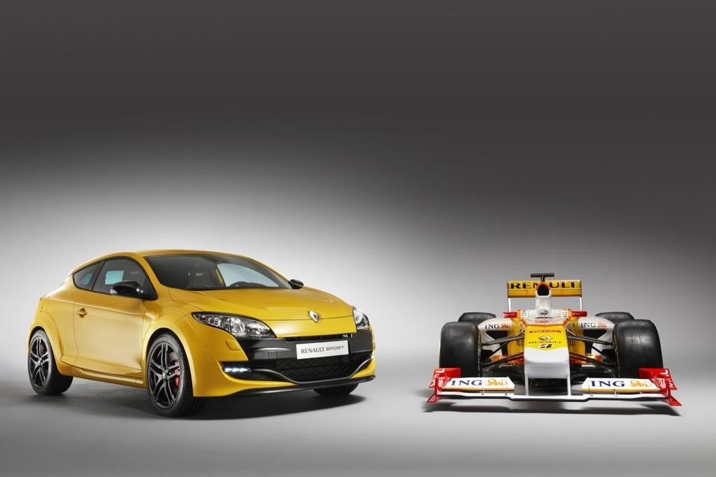 Foto de Renault Megáne RS (7/10)