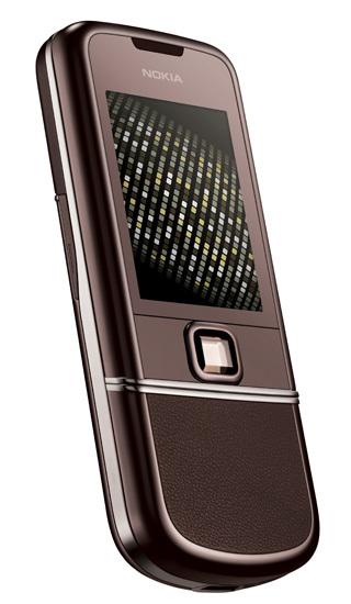 Nokia 8800 Arte y Nokia 8800 Sapphire Arte