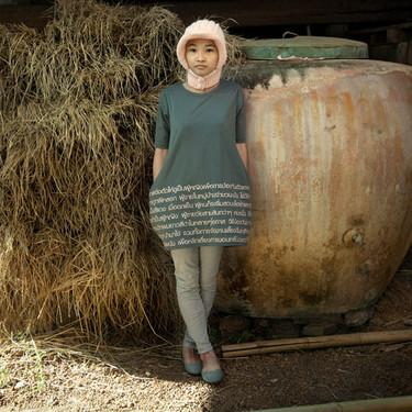 Viajar por el mundo a través de la ropa es posible gracias a las colecciones de Kore Kamino