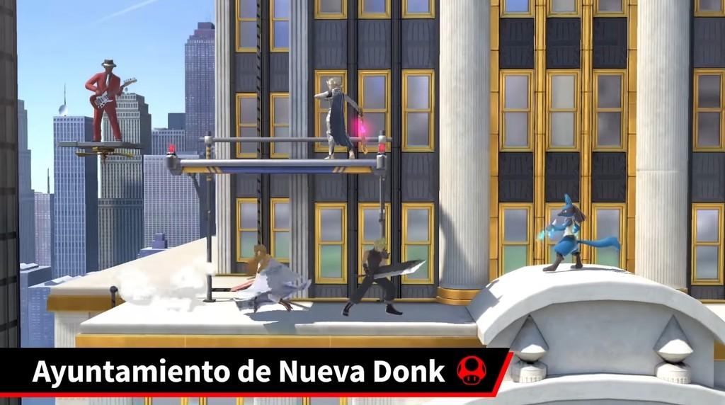 Super Smash Bros Ultimate Nueva Donk