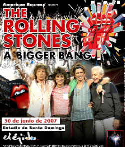 The Rolling Stones y gazpacho, un maridaje ideal