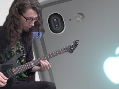 Así de rompedor puede sonar una versión heavy metal de un tono de llamada de un iPhone