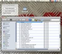 VCard Exporter, de la Agenda de OS X a varios archivos VCF
