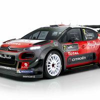 Así de bestial es el Citroën C3 WRC de 380 CV