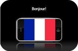 El iPhone no está siendo un boom de ventas en Francia