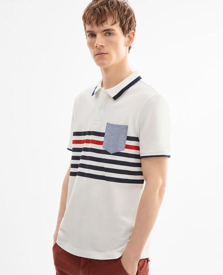 Éstas camisetas polo de Lefties en rebajas son lo que tu look retro de verano necesita